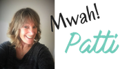 Patti Huck image and signature